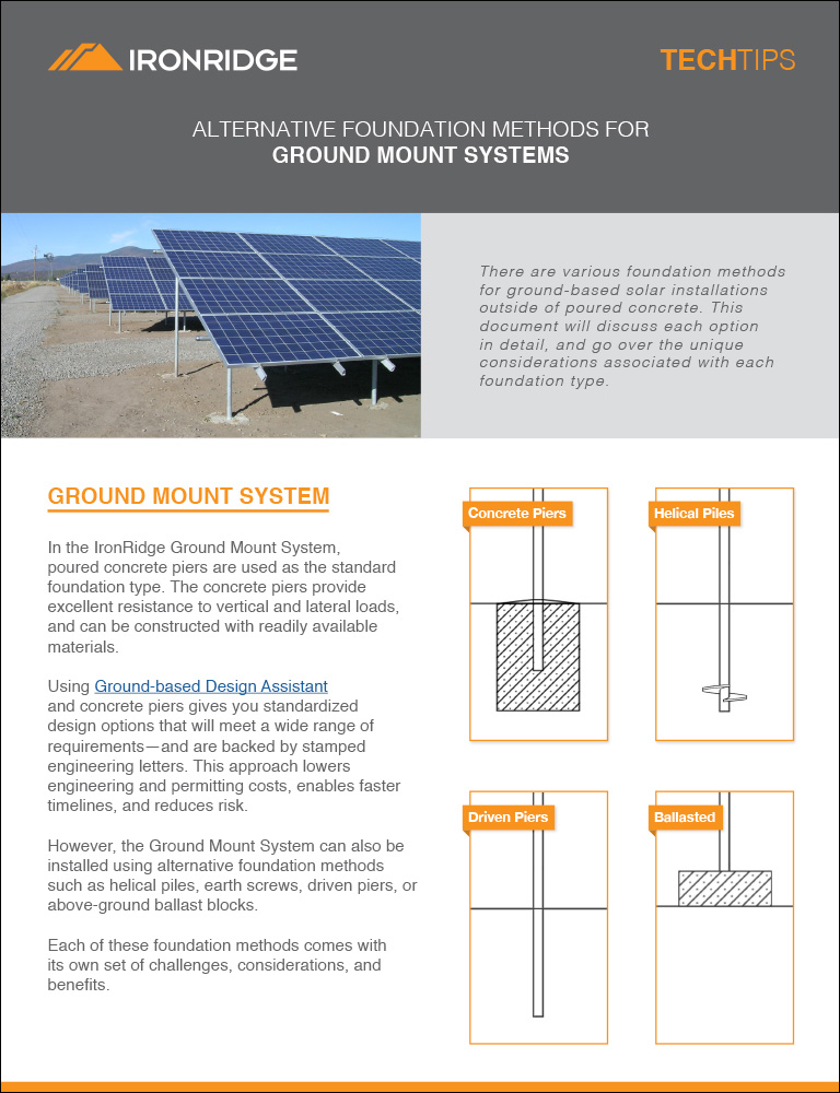 Ground-Based System