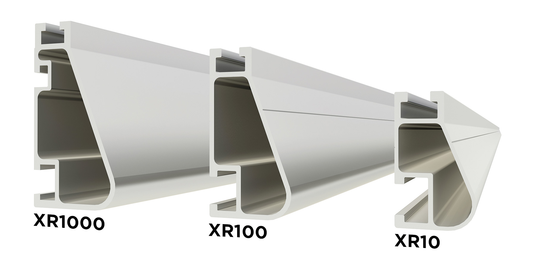 XR Rail Family